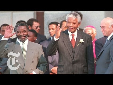 Nelson Mandela Death: A Look at South Africa's First Black President