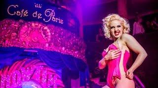 Cafe de Paris  Showtime Cabaret