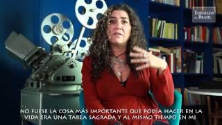 """""""Una segunda madre"""" Entrevista a Anna Muylaert quien se encargo de la dirección de la pelí"""