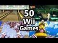 50 Wii Games