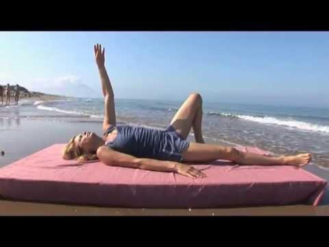 Una serie di esercizi per rafforzare le articolazioni del ginocchio
