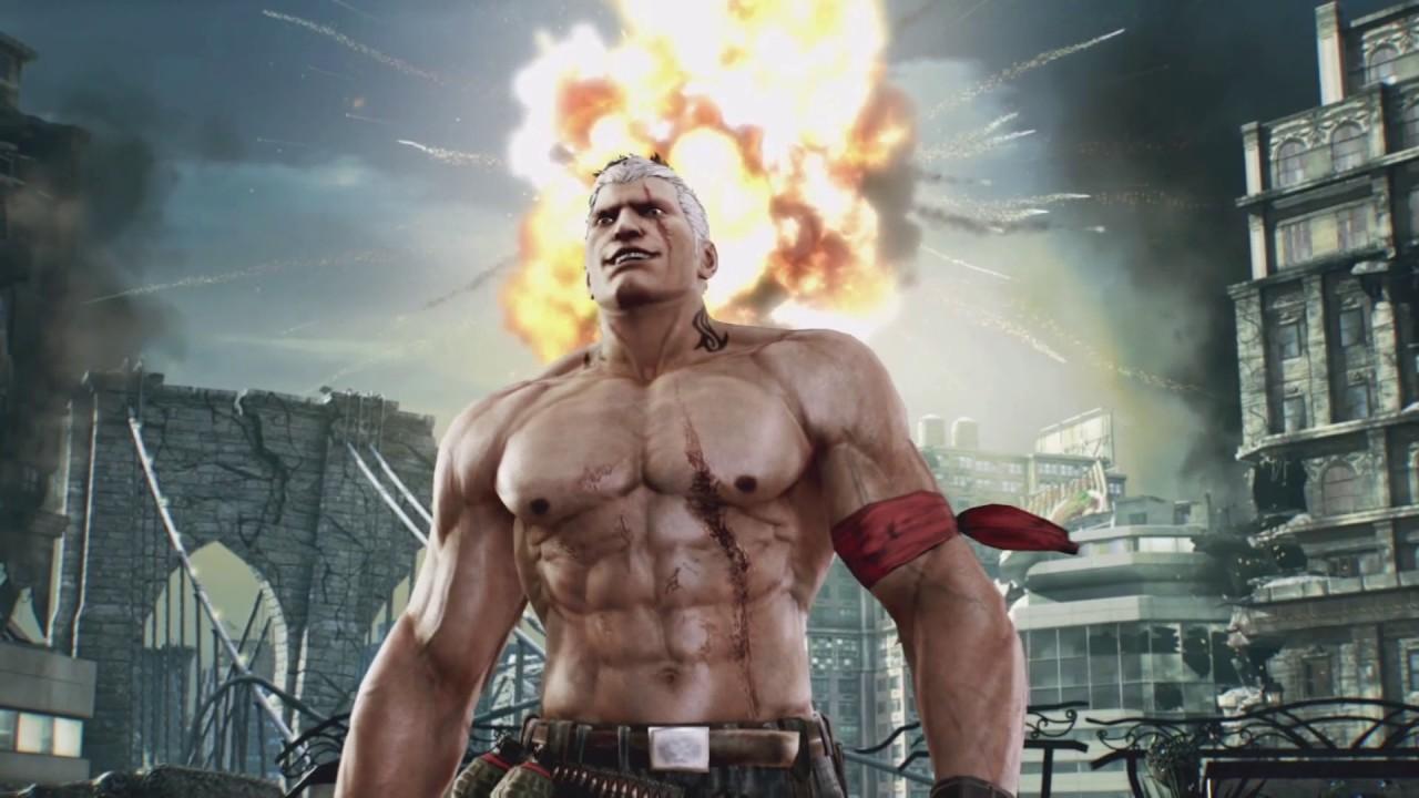 Trailer di Tekken 7