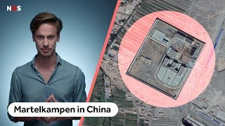 Hoe China meer dan een miljoen Oeigoeren laat verdwijnen