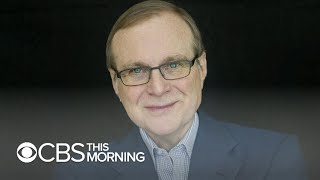 Paul Allen, Microsoft co-founder and Seahawks owner, remembered