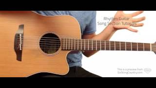 With You I Am Guitar Lesson And Tutorial   Cody Johnson