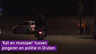 Overlast zorgt voor 'kat-en-muisspel' jongeren en politie in Druten