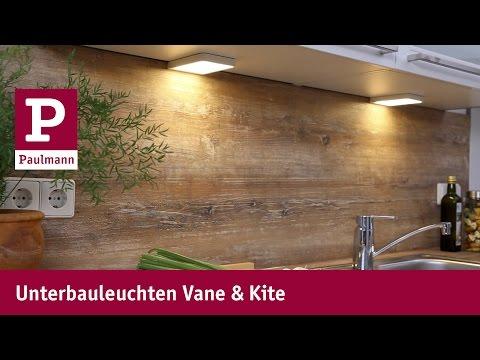 LED Unterbauleuchte für die Küche – nachträglich leicht anzubringen