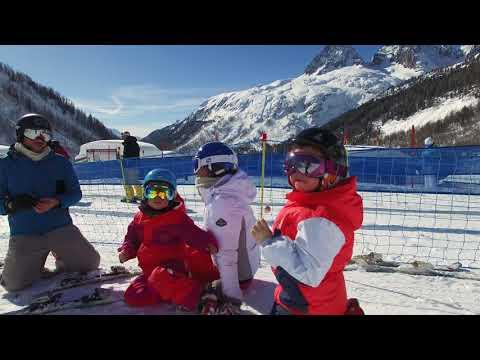 Prezentácia lyžiarskeho strediska Vormaine v Chamonix - Francúzsko