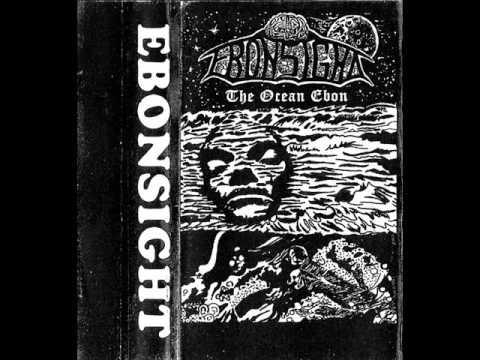 Ebonsight - The Ocean Ebon (1994) (Black Metal Turkey) [Full Demo]