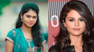 Baahubali Singer Ramya Behara Complimented as SELENA GOMEZ | Watch Her Shocking Reaction