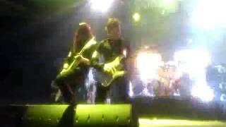 Arch Enemy Live in Manila - Taking Back my Soul