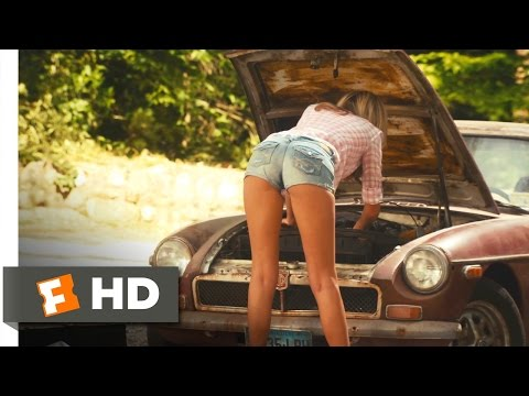 Grown Ups - I Hope That Car Never Gets Fixed Scene (4/10) | Movieclips