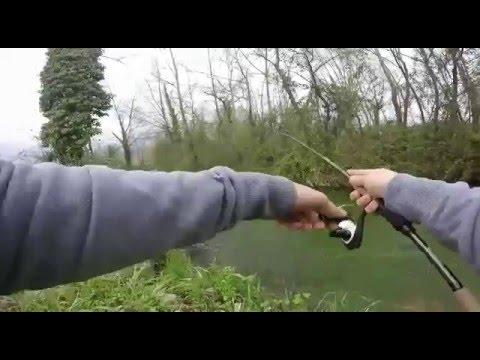 Riposo nella regione Di Smolensk con pesca