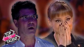 10 MOST INSPIRATIONAL Auditions On Got Talent 2020!