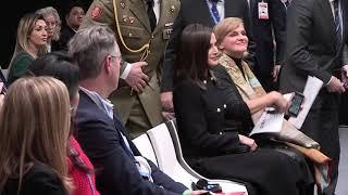 SM la Reina preside un panel sobre salud y cambio climático en el marco de la Cumbre del Clima