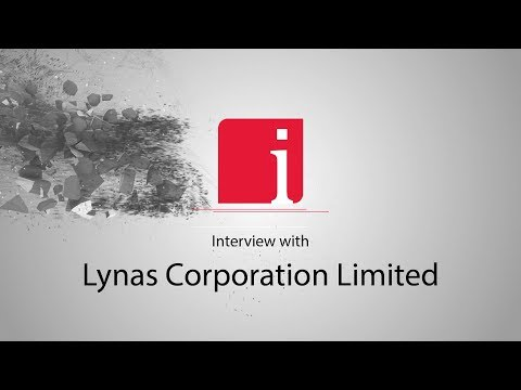 Lacaze on Lynas' proposed heavy rare earths separation plant in the US
