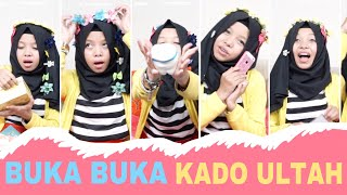 BUKA KADO - UNBOXING BIRTHDAY PRESENTS