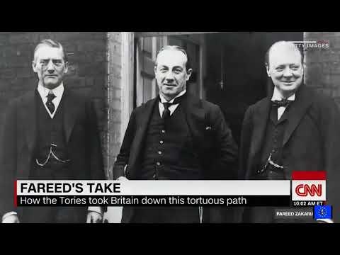Fareed Zakaria: Brexit Britain will be a banana republic