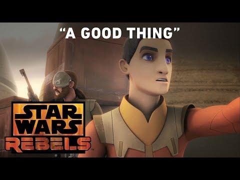Star Wars Rebels 4.07 Clip