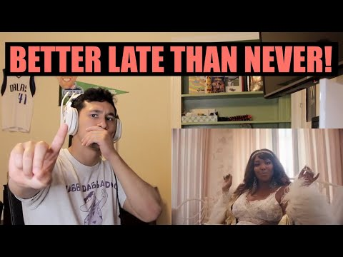Lizzo - Truth Hurts (Official Video) - REACTION, i'm LATE!!