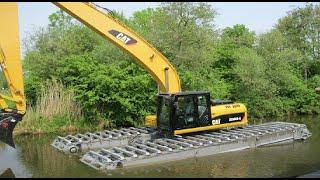 Amazing Dangerous Biggest Excavator Operator Skill - Biggest Modern Heavy Equipment Machines Working