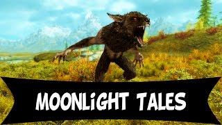 Skyrim mod: Moonlight Tales - Werewolf & Werebear Overhaul Pt-Br