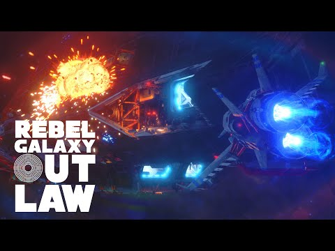Rebel Galaxy Outlaw Narrated Gameplay Walkthrough thumbnail