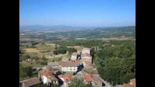 preview picture of video 'Roccastrada (GR) Maremma Tuscany Italy'