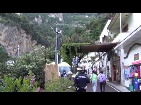 Campania: Positano