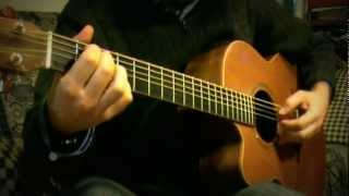 THE FOGGY DEW - Irish Traditional for Fingerstyle Acoustic Guitar