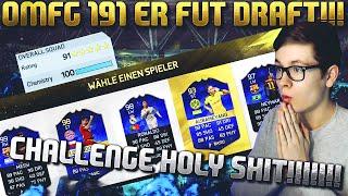 FIFA 16 OMG 191 RATED FUT DRAFT DEUTSCH  FIFA 16 ULTIMATE TEAM  TOTS DRAFT CHALLENGE