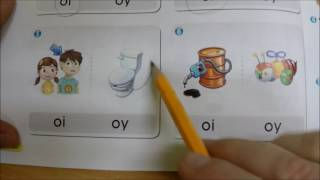 Phonics 5 Unit 4 Two Letter Vowels OI And OY