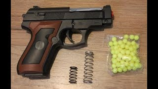 How to Modify a $2 BB Gun for More POWER