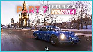 Forza Horizon 4 Walkthrough Part 7 - Ashbrook Apex | Xbox One S Gameplay