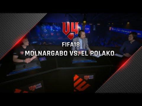 V4 FIFA18 Finals - Rájátszás - molnargabo vs. EL POLAKO letöltés