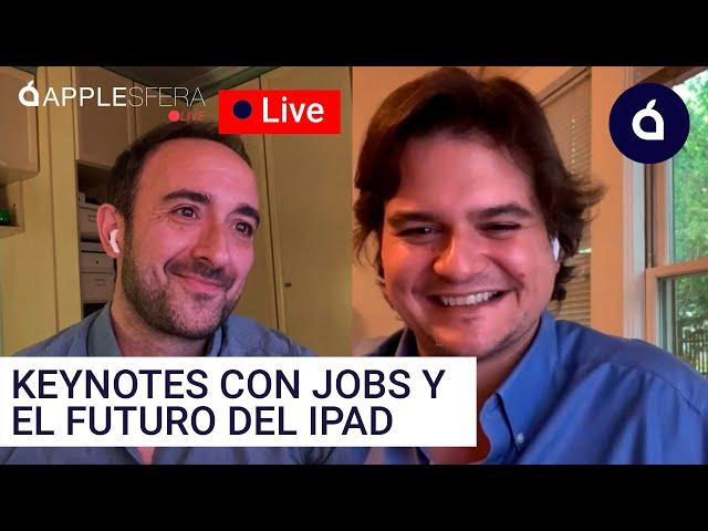 Así eran las KEYNOTES de STEVE JOBS, con Ángel Jimenez
