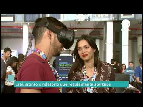 Apresentado relatório que regulamenta startups - 01/12/20