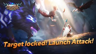 Target locked! Launch Attack! | New Hero | Popol and Kupa Trailer | Mobile Legends: Bang Bang!