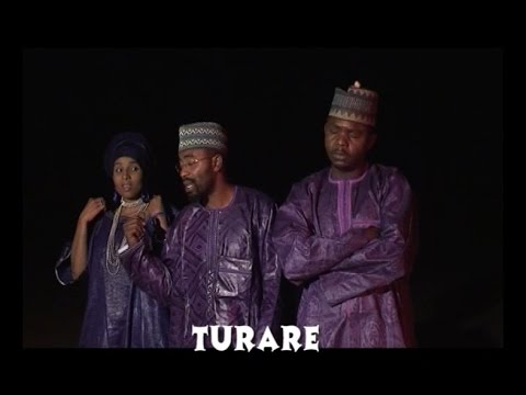 TURARE MAI KAMSHI WAKA nura m inuwa (Hausa Songs / Hausa Films)