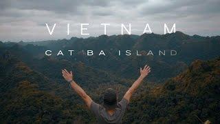 Cat Ba Island! Monkey Island, Halong bay cruise, Cat ba island National park, VLOG 3