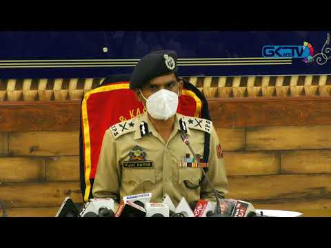 IGP denies family claim over Sopore civilian killing