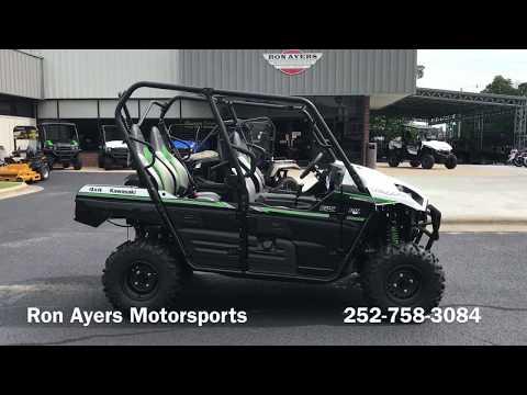 2019 Kawasaki Teryx4 in Greenville, North Carolina