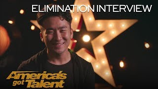 Elimination Interview: Mochi Gives His Heartfelt Mochi Power To You - America