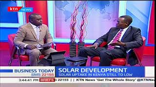 Business Today - 14th December 2017 - Discussion on Solar Development