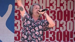 3OH!3 - Double Vision - Live at Vans Warped Tour 2018 Mountain View