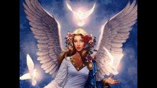 Archangel Haniel ~ Peaceful Music Meditation