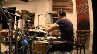 Video Briza Pavel / Mike Poss - Russian Winter - drum part