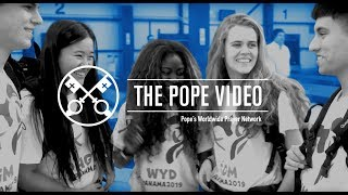 """THE POPE VIDEO"": January 2019  Young People and the Example of Mary"