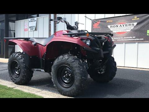 2020 Yamaha Kodiak 700 in Greenville, North Carolina - Video 1