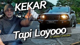 Mobilnya Om Deddy Corbuzier Kekar Sih, tapi Kok Loyo (Ford Ranger) | Bajak Mobil Temen #16